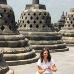 A visit at the Borobudur temple
