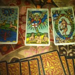 Tarot reading: what about my current work project?